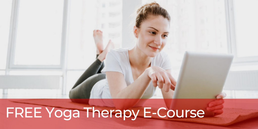 Free yoga therapy e-course