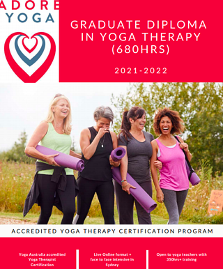 Graduate Diploma in Yoga Therapy Course Brochure