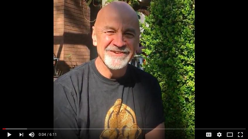 Jim Yoga Therapy Teacher Training Sydney screenshot