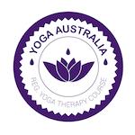 Yoga Australia Reg YT course logo 150