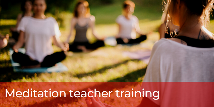Mediation teacher training
