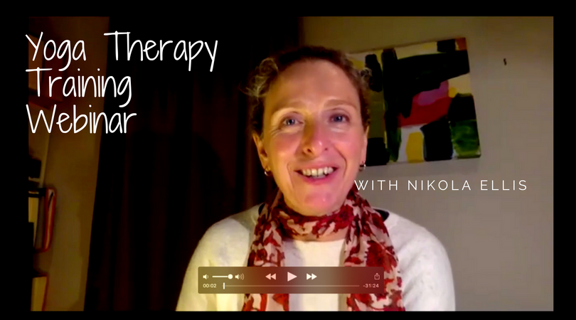 Yoga Therapy Webinar