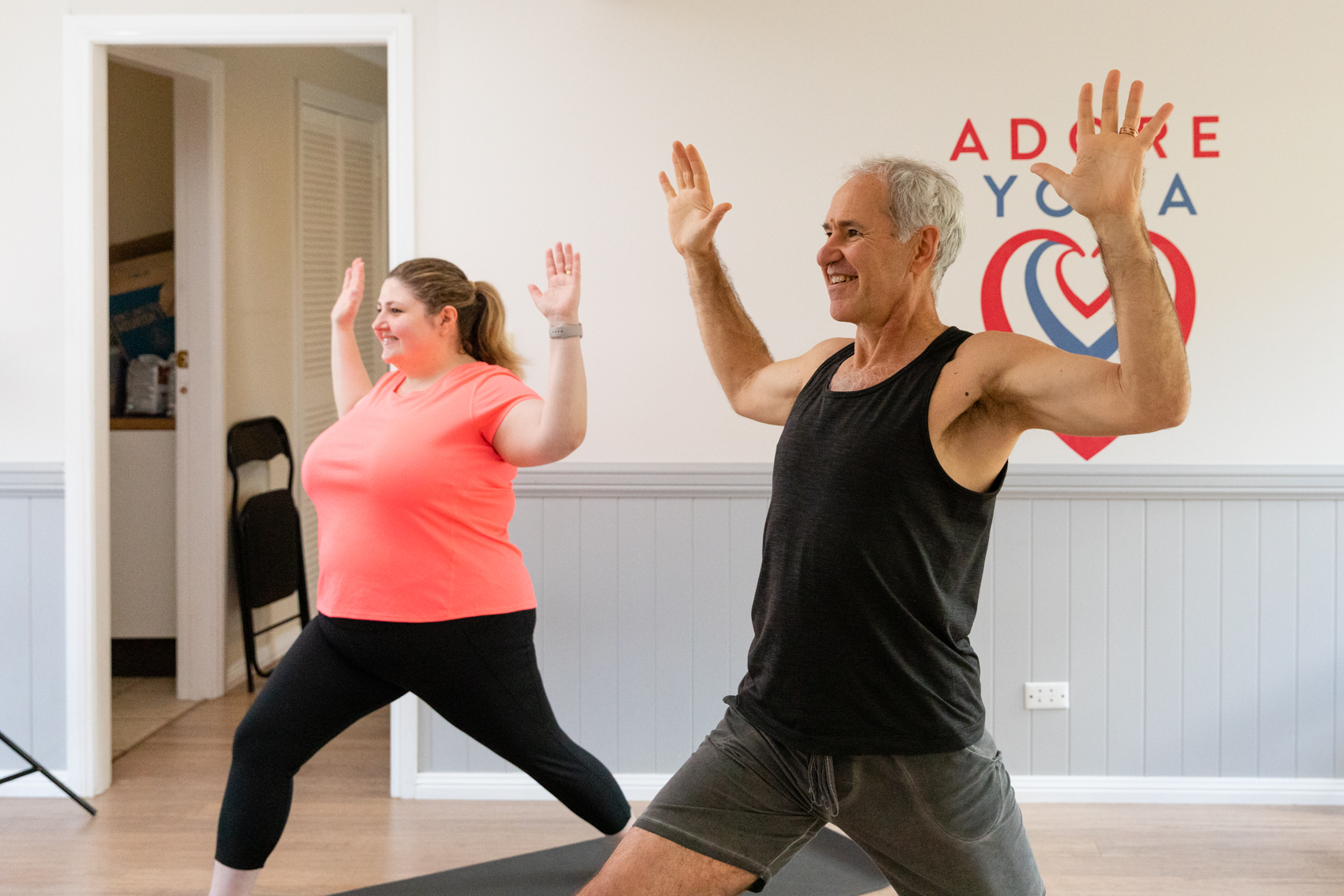 Yoga Therapy online training at Adore Yoga